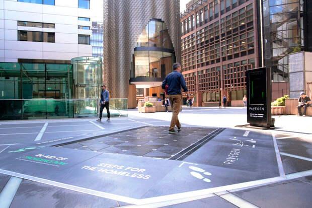 Источники энергии будущего: Шаги по «умной» тротуарной плитке
