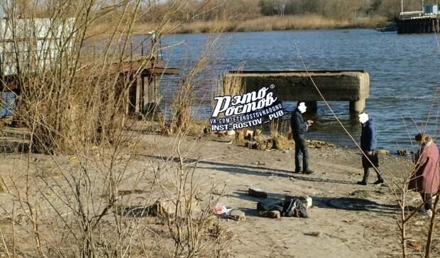 Ростовчанин пошел купаться наЗеленом острове иутонул сословами «Авам слабо?»