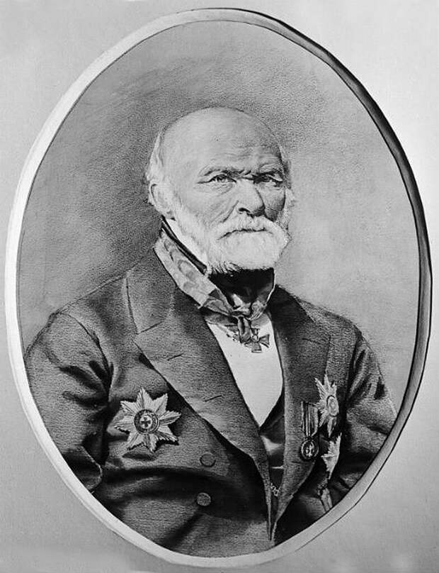Пирогов Николай Иванович (1810 - 1881 гг)