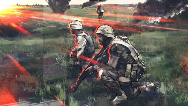 Французы предупредили Киев об опасности обострения ситуации в Донбассе
