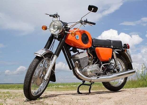Почему мотоцикл ИЖ Планета Спорт считается самым лучшим в Советском Союзе