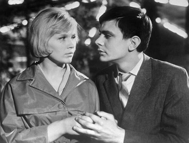 Кадр из фильма *Я шагаю по Москве*, 1963 | Фото: vokrug.tv