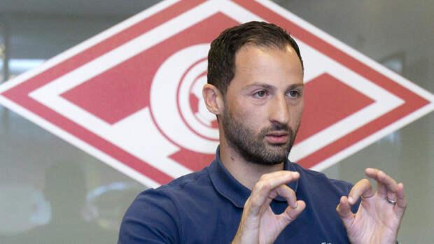 Тедеско оценил свои шансы навозращение в «Спартак»