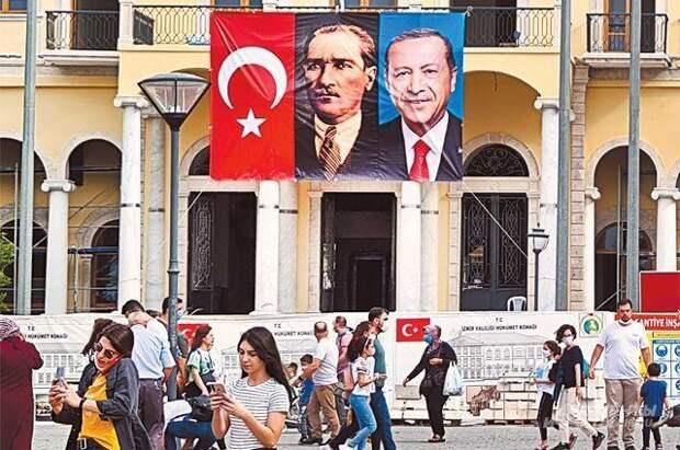 Ход турецкого. Что делать России, когда Анкара ходит по полю её интересов?