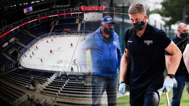 В КХЛ до сих пор нет календаря, а клубы отменяют контрольные матчи. Как в России начнут играть в хоккей?