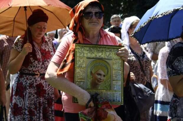 Иконы украинских националистов