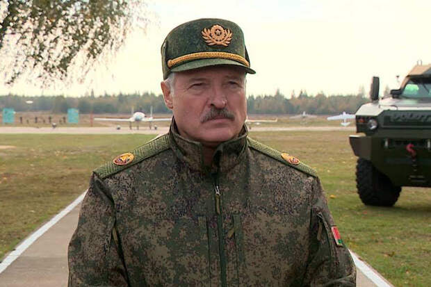 О самоубийстве Лукашенко