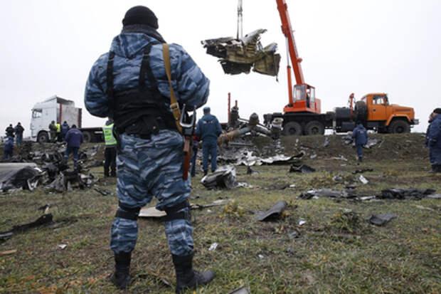 Следователи допустили случайное уничтожение «Боинга» над Донбассом