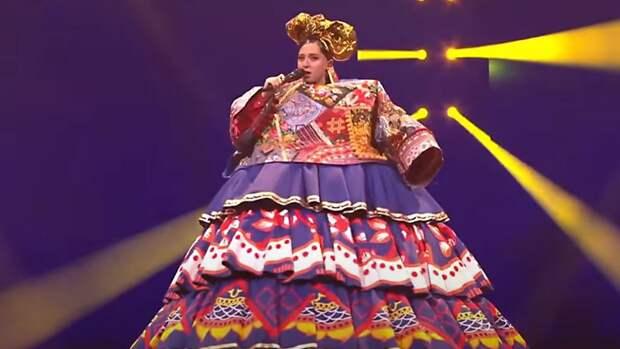 Манижа выступила с впечатляющим номером в финале Евровидения-2021