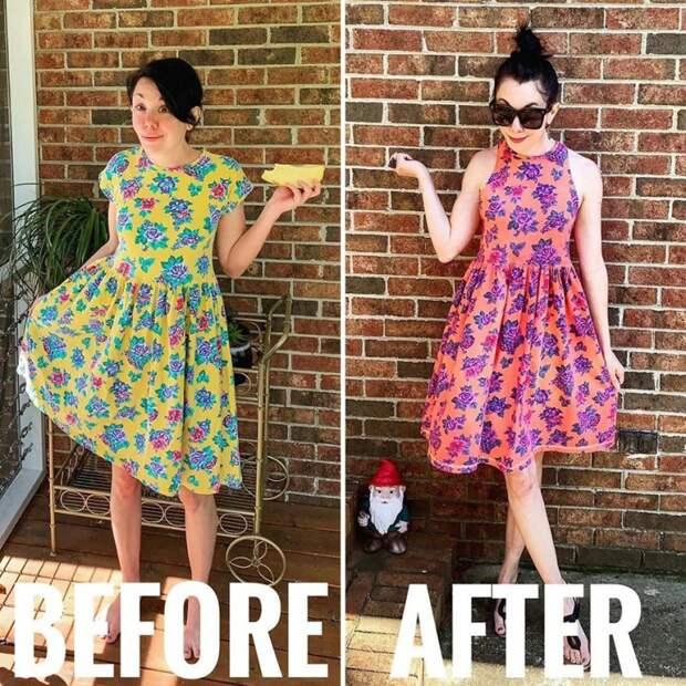 как перешить платья красиво своими руками платье