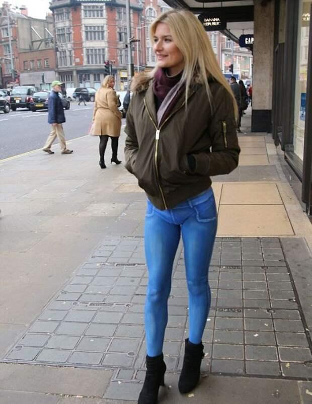 На улицах Лондона...