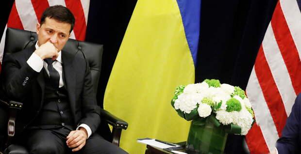 Киевлянку, назвавшую Зеленского «холуём США», отключили от украинского телеэфира