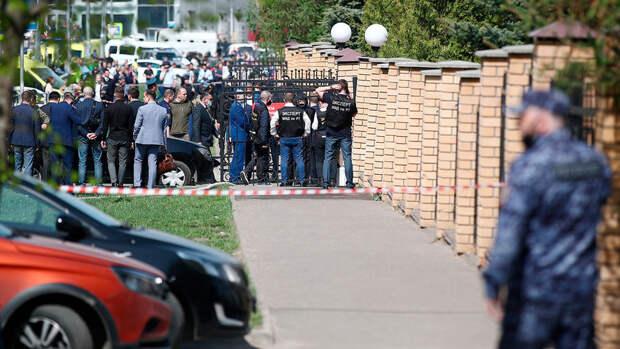 В казанской больнице находятся 18 детей, пострадавших при стрельбе в школе