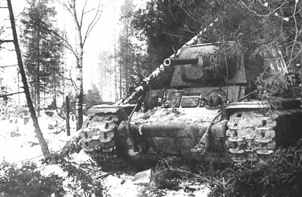 Как воевали в тяжёлых танковых полках прорыва