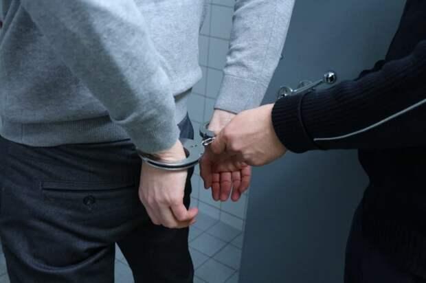 Безработный задержан за кражу из сетевого магазина в Марьине