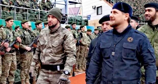 Армия Кадырова. Зачем столько силовиков в Чечне