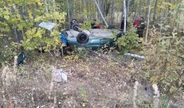 Неопытный водитель устроил смертельное ДТП под Первоуральском