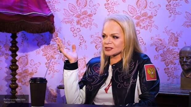 Дочь Долиной впервые высказалась об участии своей мамы на шоу Галкина