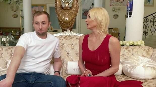 Анастасия Волочкова показала лицо своего возлюбленного