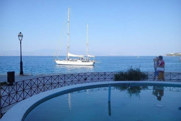 В Греции стартовал туристический сезон