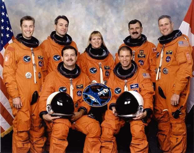 Слева-направо - Сидят: Альтман, Сирфосс; Стоят: Павелчик, Линнехан, Хайр, Уильямс, Баки