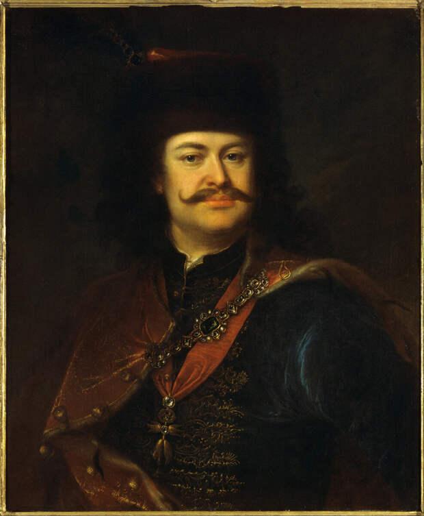 Портрет красавца князя Ференца Ракоци и его полная приключений жизнь.