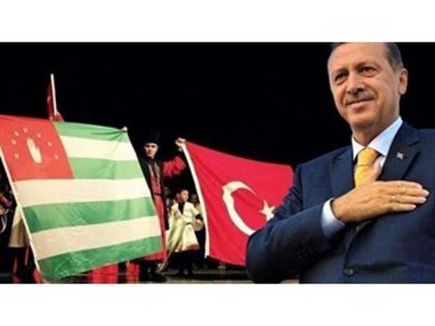 Интересы Турции в грузино-абхазском конфликте