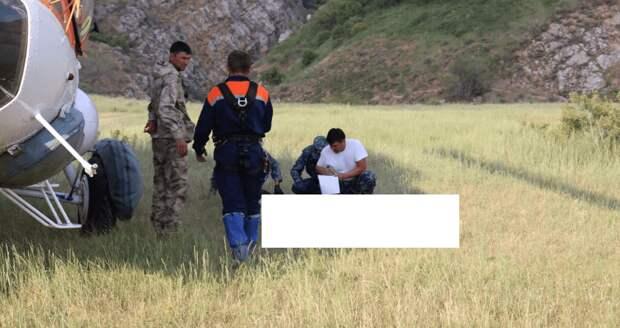Тело найденного в горах Туркестанской области туриста опознал его отец