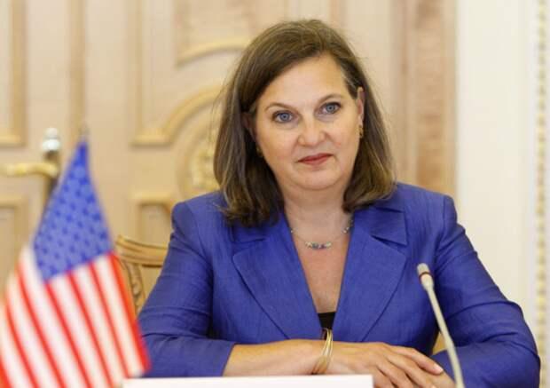 Виктория Нуланд собирается в Москву