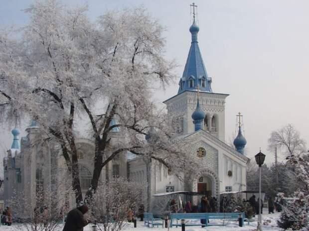1947 - Собор Воскресения Христова - Бишкек - Киргизия