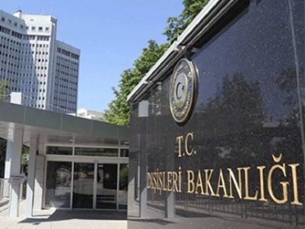 Анкара призывает Вашингтон перестать «служить интересам Израиля»