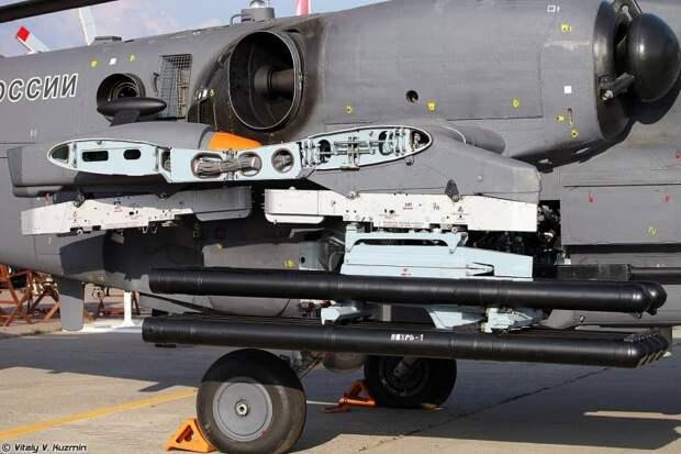Ка-52КМ: возможная модернизация «Катрана»