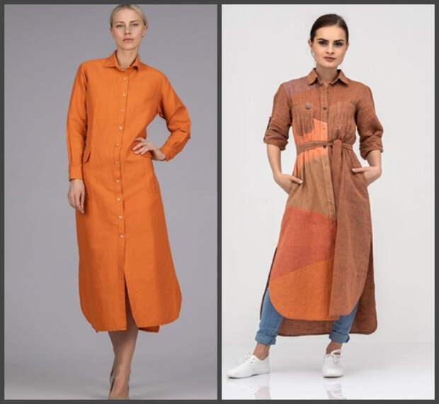 Льняной шик. Роскошные и комфортные наряды на лето