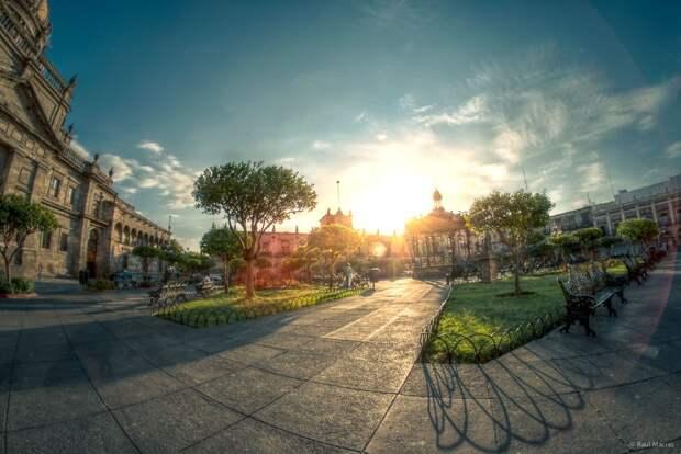 NewPix. ru - Гвадалахара – город великолепной архитектуры