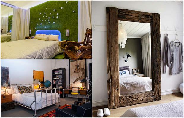 8 удачных идей, которые заставят маленькую спальню казаться больше