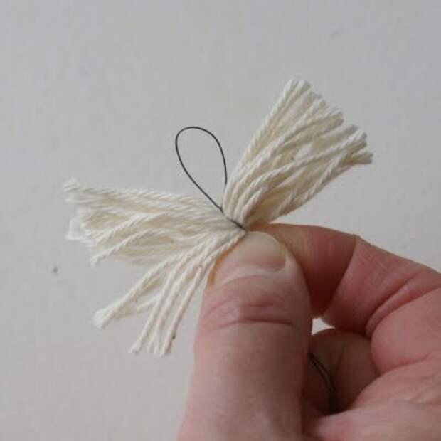 Бумажные ангелы.  Ханди-Манди.