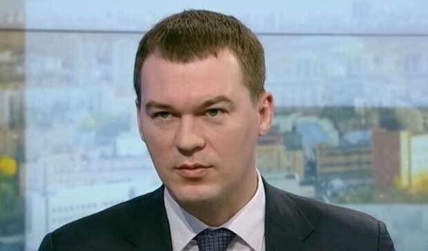 Дегтярев договорился скрупным бизнесом остроительстве соцобъектов вХабкрае