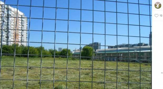 На Люблинской построят новый торговый центр
