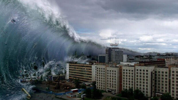 Рассчитан риск возникновения цунами по всему миру