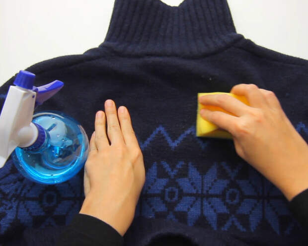 Как быстро удалить неряшливые катышки с одежды