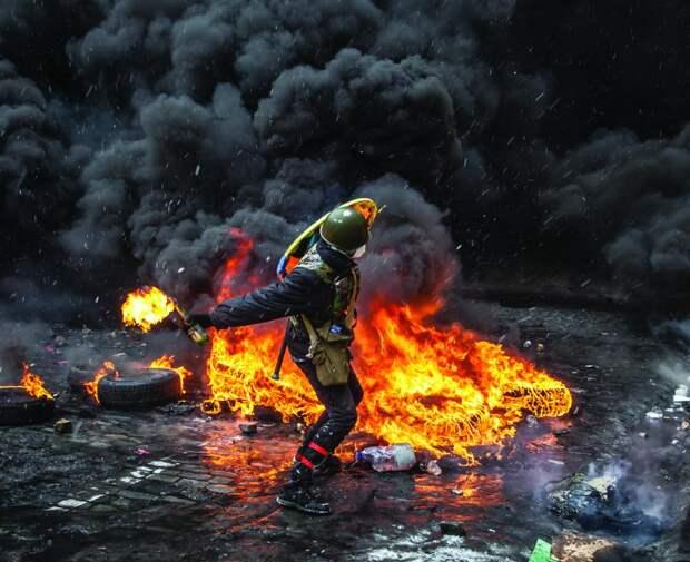 Коктейль Молотова: оружие революционеров и не только