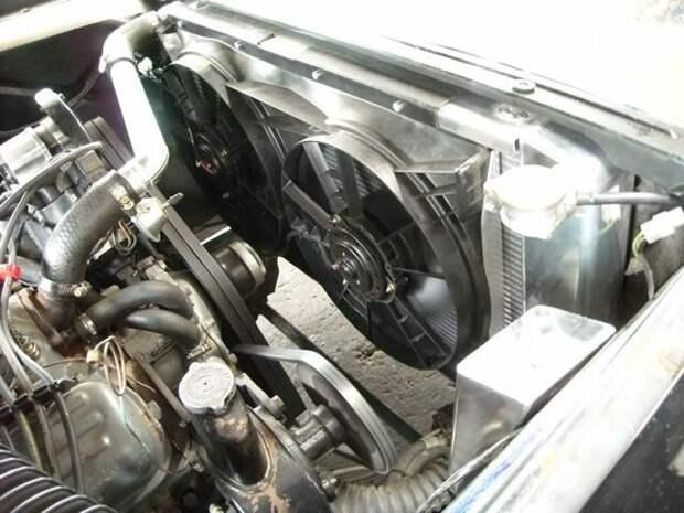 что делать при перегреве двигателя