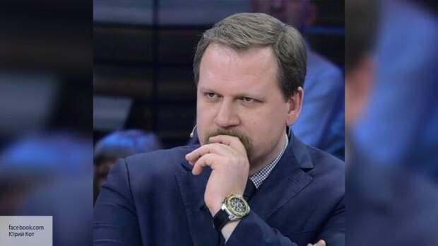 Юрий Кот призвал принудить Украину к миру, иного выхода нет