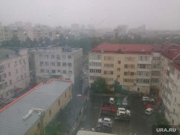 ВЧелябинской области объявлено штормовое предупреждение. Погода испортится вближайшие часы