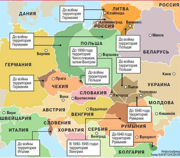 """За что России скажет """"СПАСИБО"""" благодарное человечество?"""