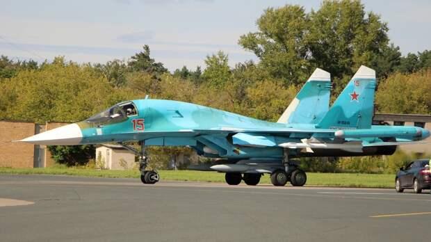 Аналитик NI: модернизация Су-34 отражает уроки, полученные ВКС России в Сирии
