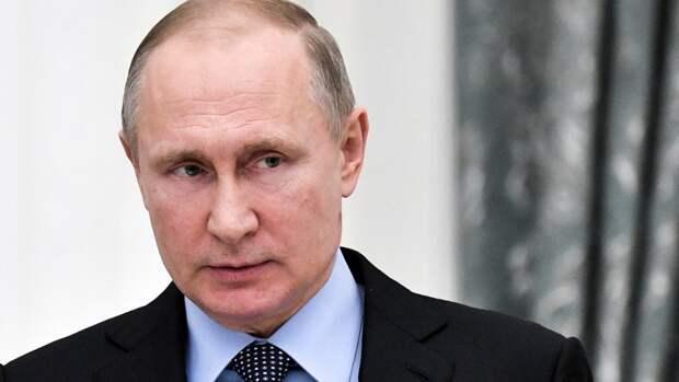 Путин рассказал о новейшем вооружении российского флота