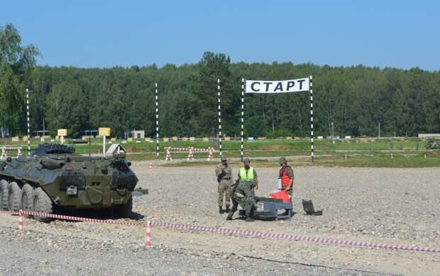 В России ввели первый военный полигон для экстремального вождения