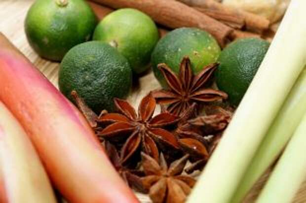 Пряные способы согреться весной. 6 легких блюд
