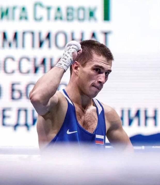 Крымский спортсмен завоевал 1 место на чемпионате России по боксу